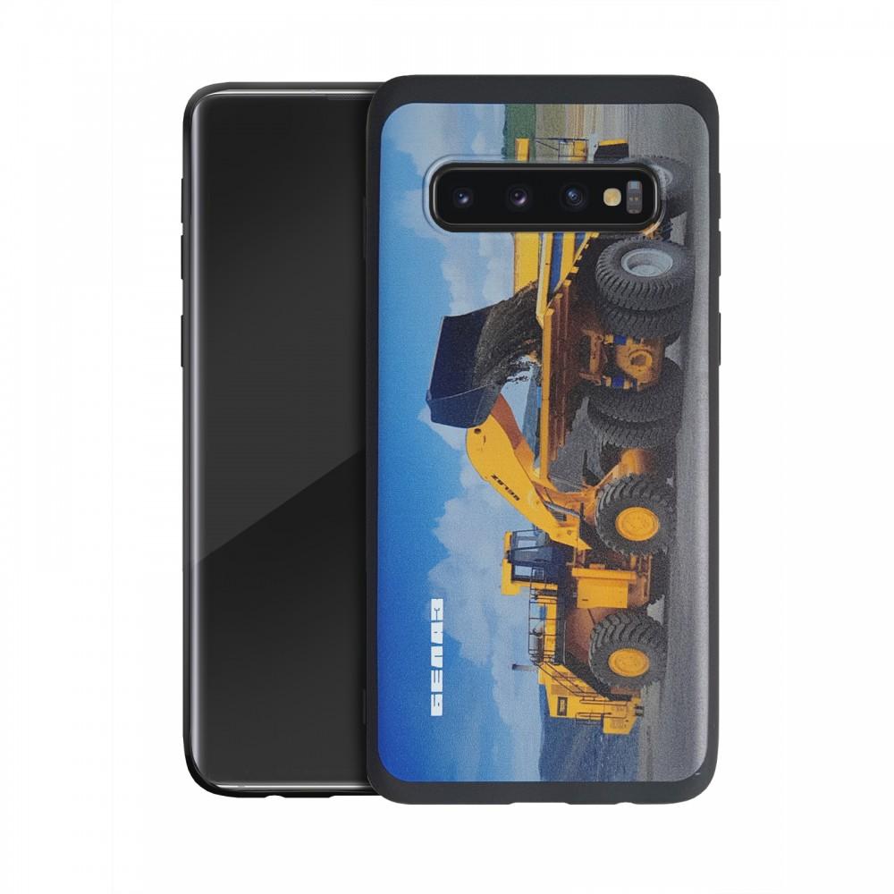 Чехол-накладка для Samsung S10