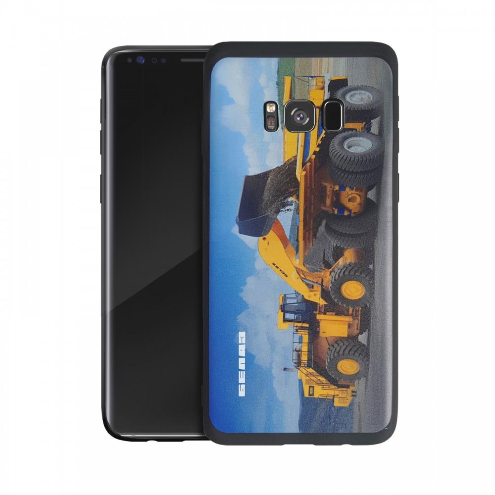 Чехол-накладка для Samsung S8+