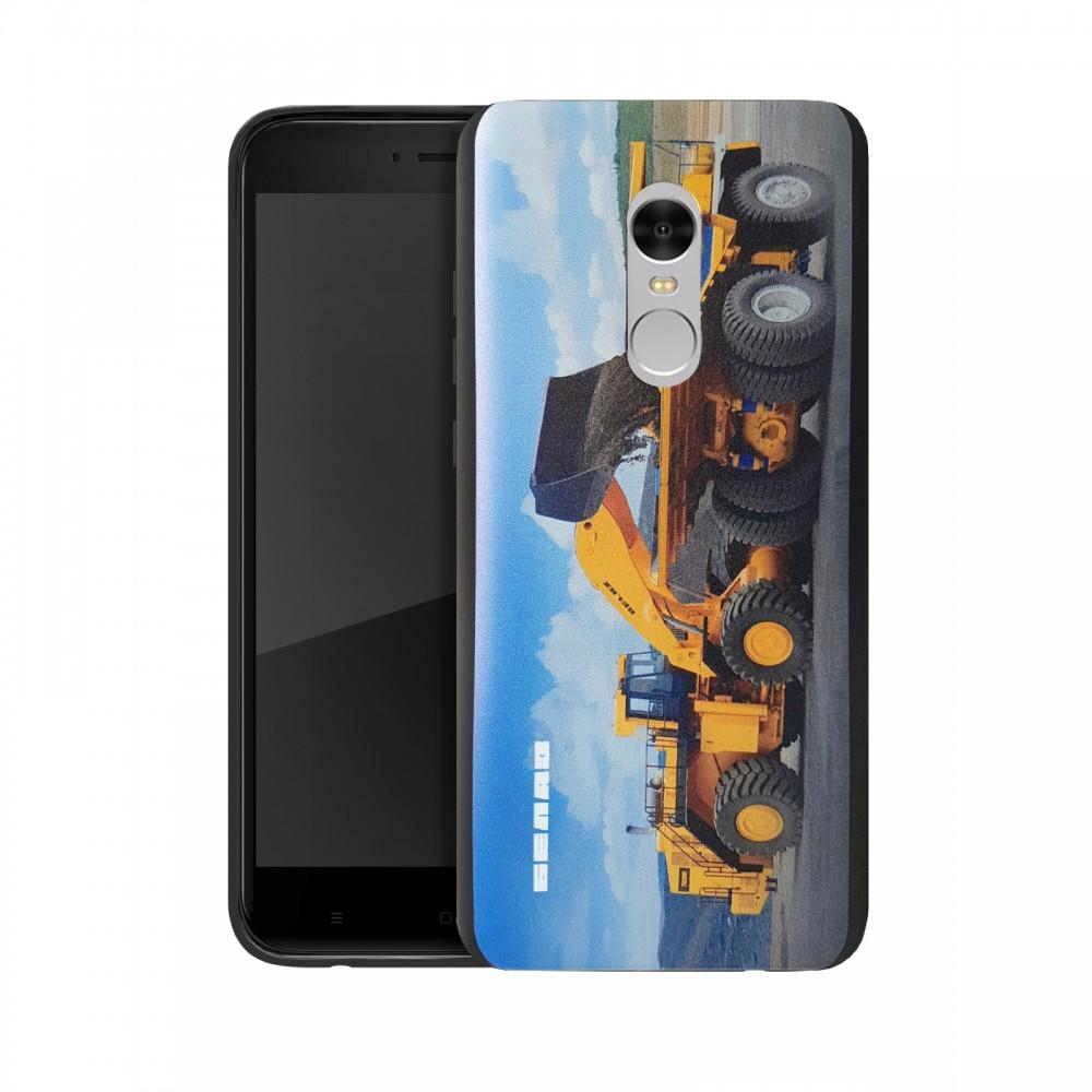 Чехол-накладка для Xiaomi note 4
