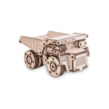 Конструктор игрушка Белаз мини